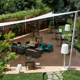 Double Room (extra bed) - Garden View