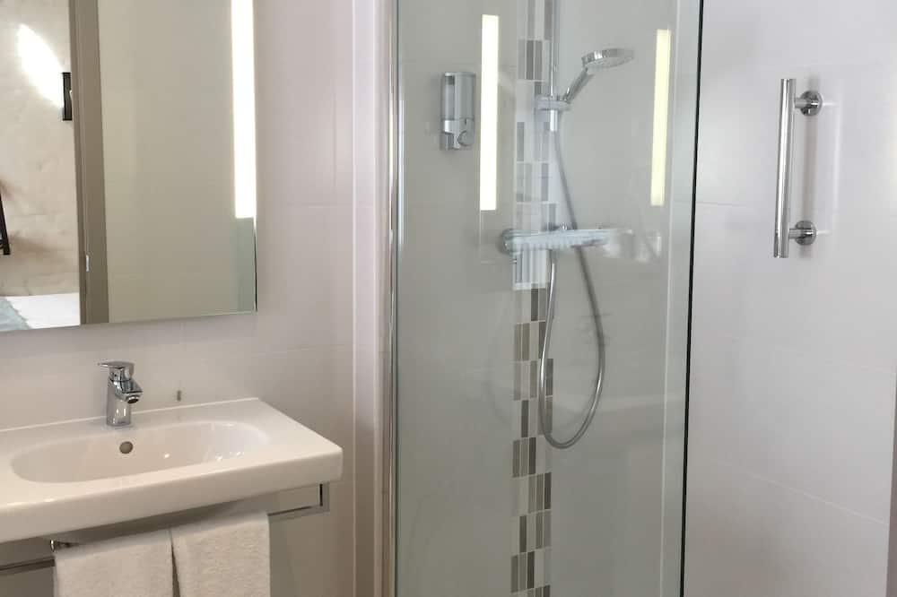 Charming Double Room, Disability access - Bathroom
