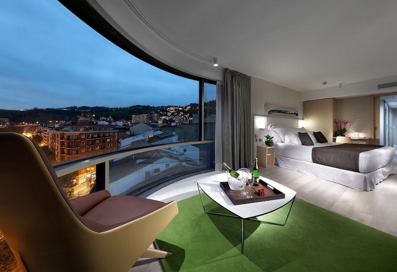Barceló Bilbao Nervión, Bilbao, Suite, Guest Room