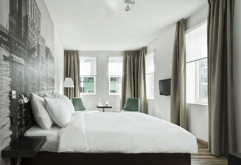 Inntel Hotels Amsterdam Zaandam, Zaandam, Deluxe-Zimmer, 1King-Bett (Factory), Zimmer