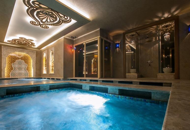 Romance Istanbul Hotel, Istanbul, Krytý bazén