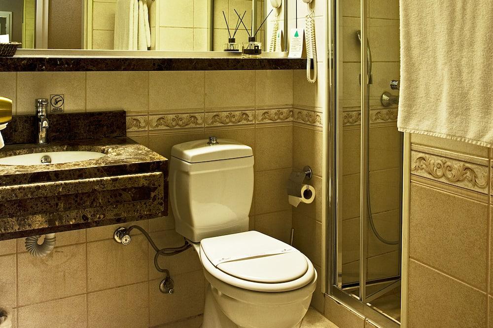 ห้องซูพีเรียซิงเกิล - ห้องน้ำ