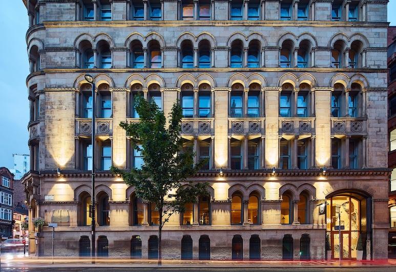 Townhouse Hotel Manchester, Μάντσεστερ, Πρόσοψη ξενοδοχείου