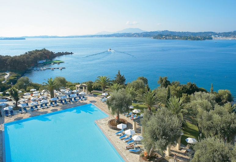 Corfu Imperial, Grecotel Exclusive Resort, Kérkyra, Vaade hotellist