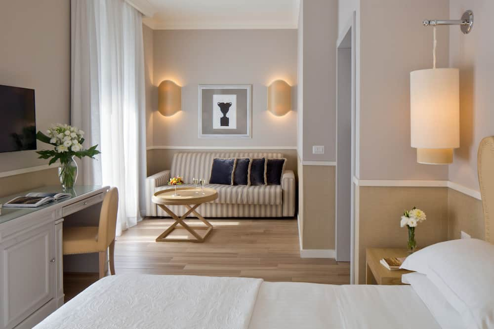 Room, Connecting Rooms - Guest Room