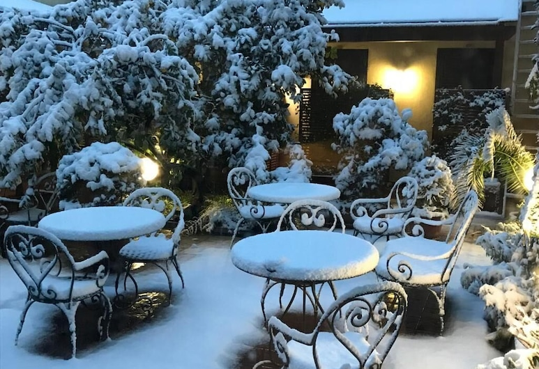 阿斯托里亞花園酒店, 羅馬, 雙人或雙床房, 客房