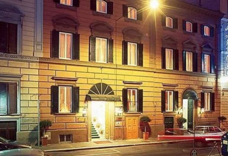 Astoria Garden Hotel, Roma, Esterni