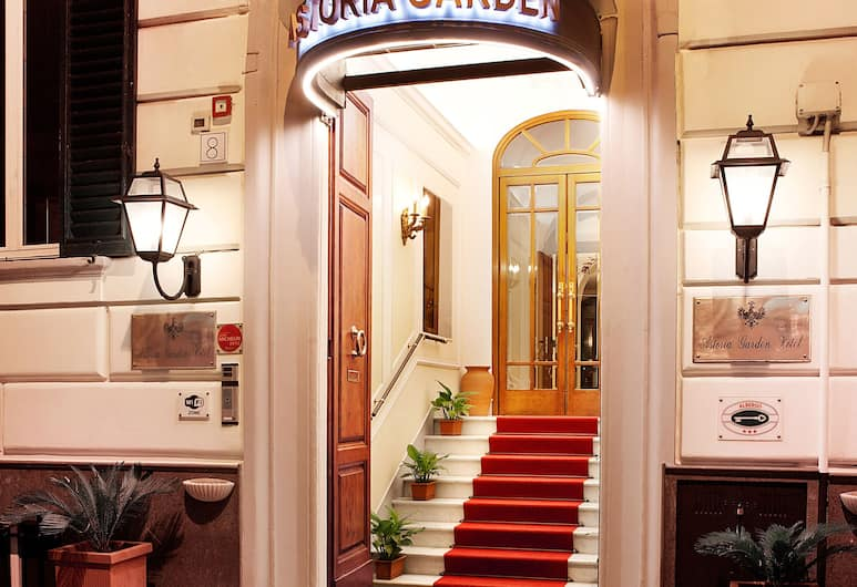 Astoria Garden Hotel, Rome