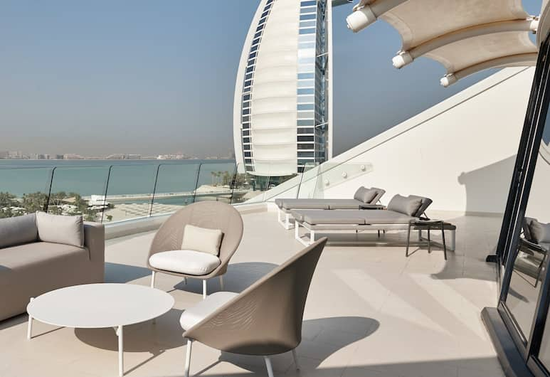 Jumeirah Beach Hotel, Dubai, Two Bedroom Ocean Suite, Terrace/Patio