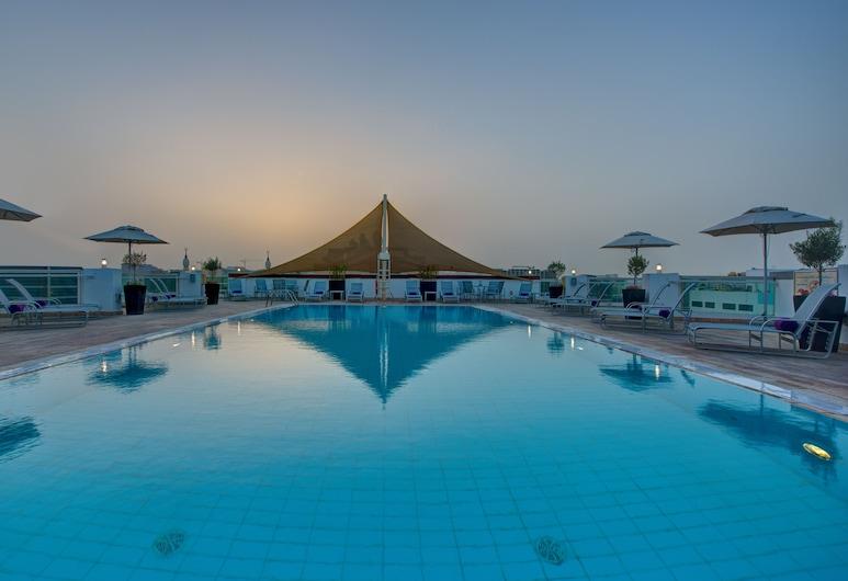 J5 Hotels - Port Saeed, Dubai, Outdoor Pool
