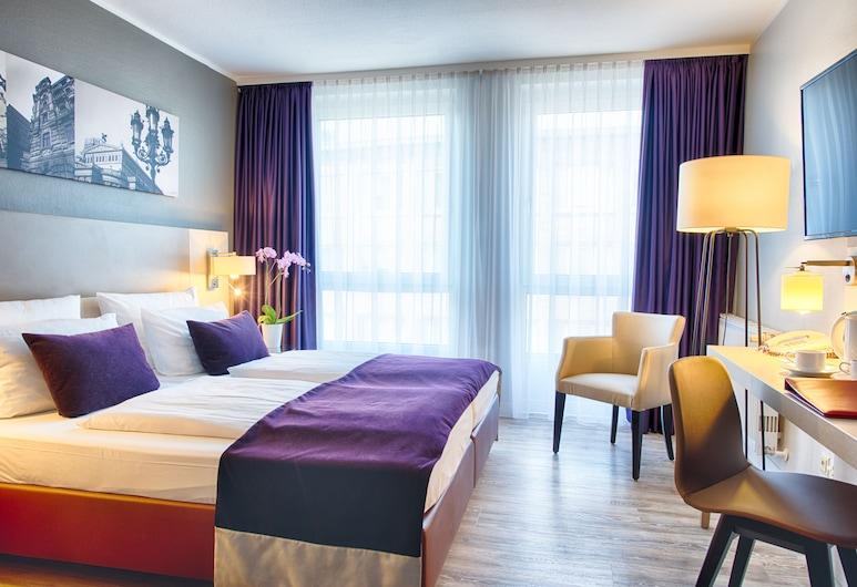 Leonardo Hotel Frankfurt City Center, Frankfurt, Comfort-Zimmer, Zimmer