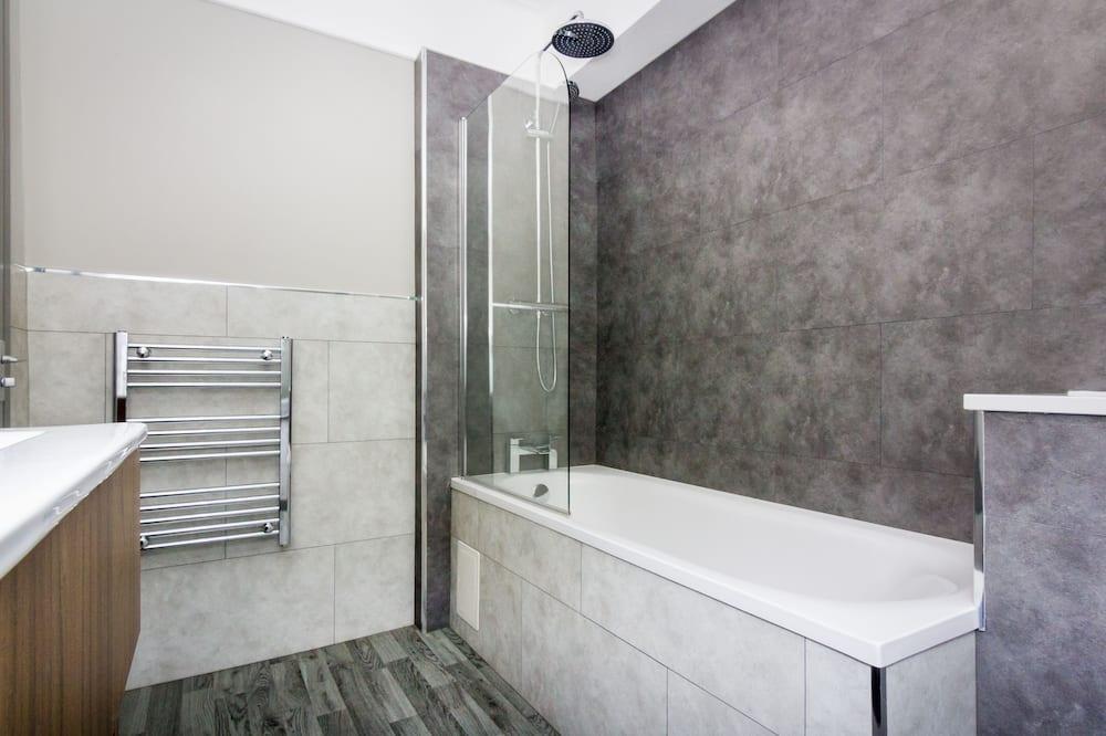Štandardná dvojlôžková izba, 1 dvojlôžko, nefajčiarska izba - Kúpeľňa