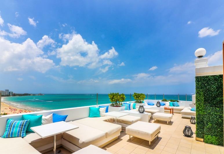聖胡安水和海灘俱樂部飯店 , 卡羅萊納, 頂樓游泳池
