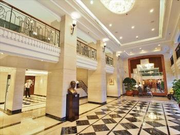 在澳门的新丽华酒店照片