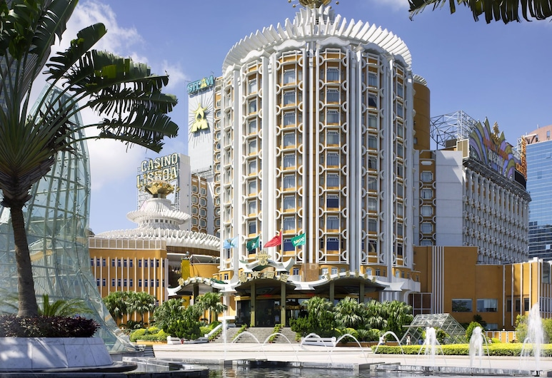 Hotel Lisboa, Macau, Exterior