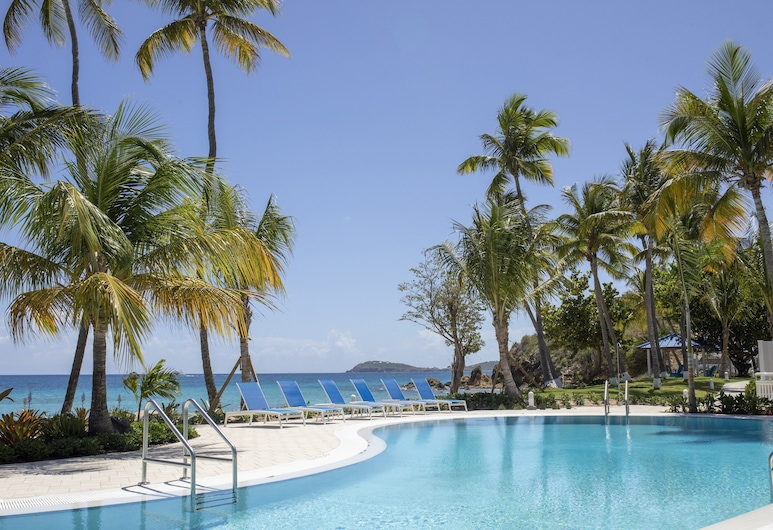 Limetree Beach Resort by Club Wyndham, St. Thomas, Alberca