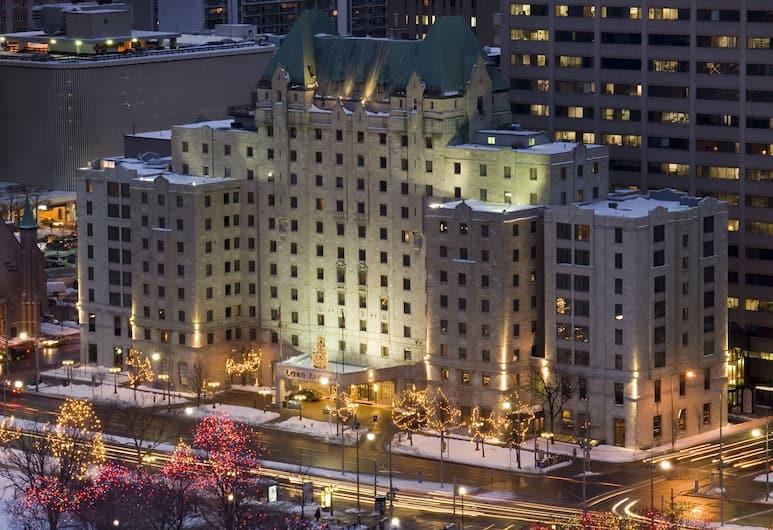 Lord Elgin Hotel, Ottawa, Exterior
