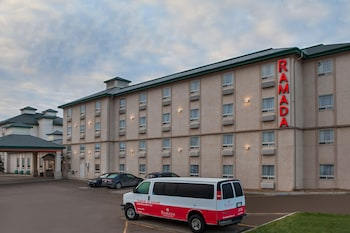 Picture of Ramada by Wyndham Red Deer Hotel and Suites in Red Deer