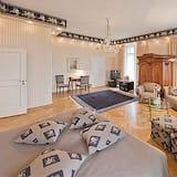 Suite Luxe, 1 chambre - Coin séjour