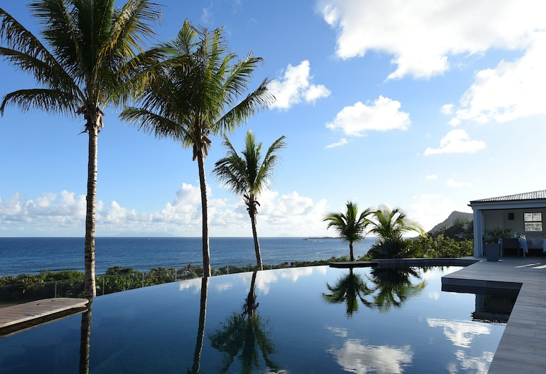 Hotel le Toiny, St. Barthelemy, Bassein