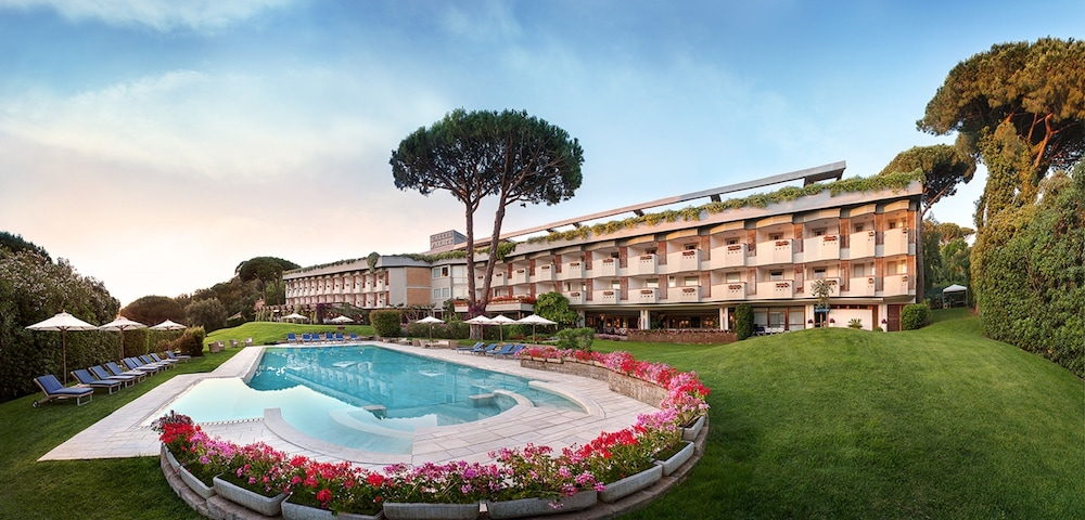 Gallia Palace Hotel, Castiglione della Pescaia
