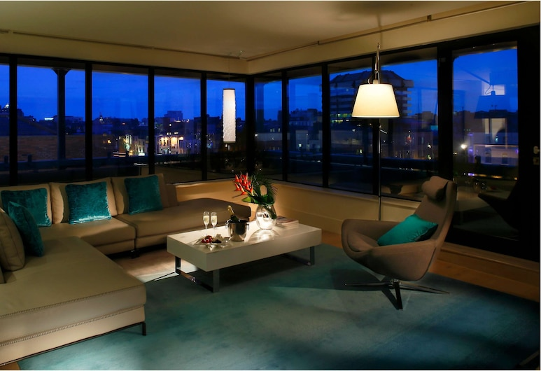The Morrison, a DoubleTree by Hilton Hotel, Dublin, Suite, 1 King Bed (Penthouse), Guest Room