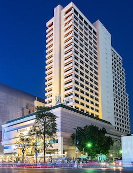 在曼谷的阿诺玛酒店照片