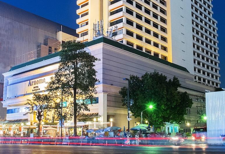 アーノマ グランド, バンコク, ホテルのフロント