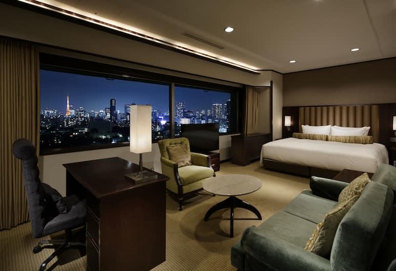 高輪格蘭王子大酒店, 東京, 尊貴客房 (with Lounge Access), 客房