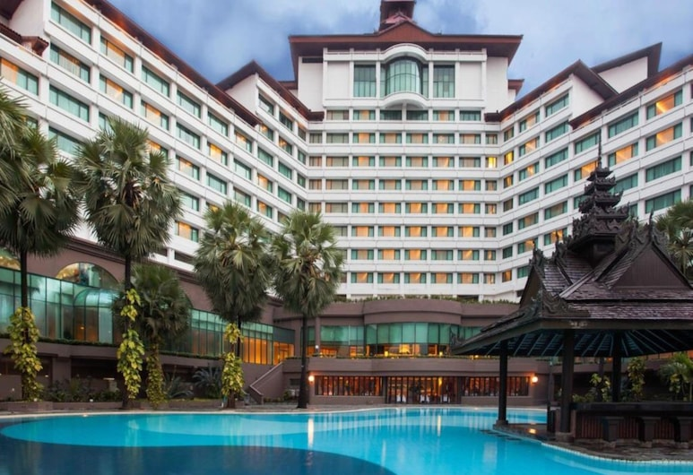 Sedona Hotel Yangon, Yangon, Facciata hotel