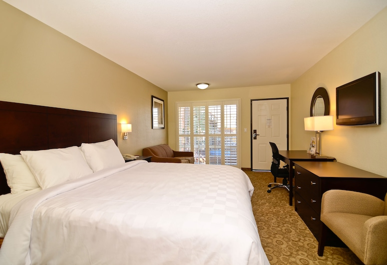 Rodeway Inn Convention Center, Los Angeles, Guest Room