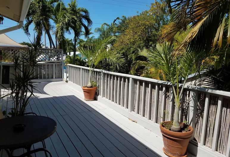 Authors of Key West Guest House, Key West, Teras/Veranda