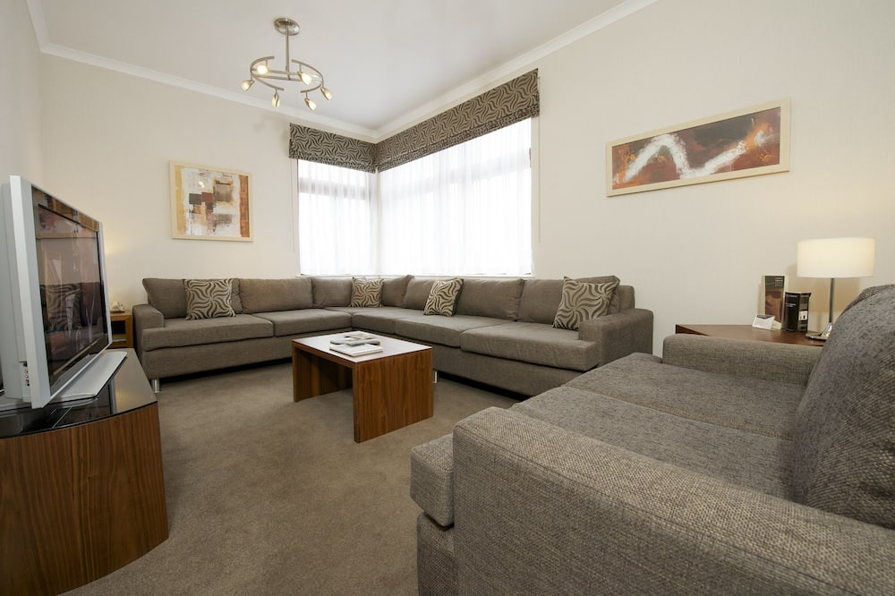 Departamento Confort, 3 habitaciones - Sala de estar