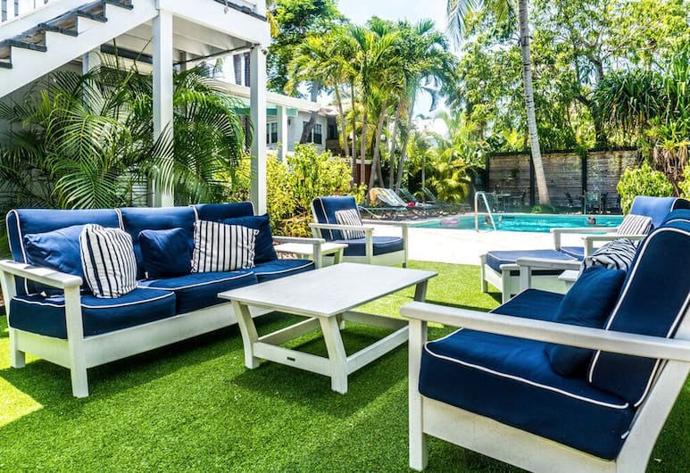 The Chelsea House, Key West, Alberca