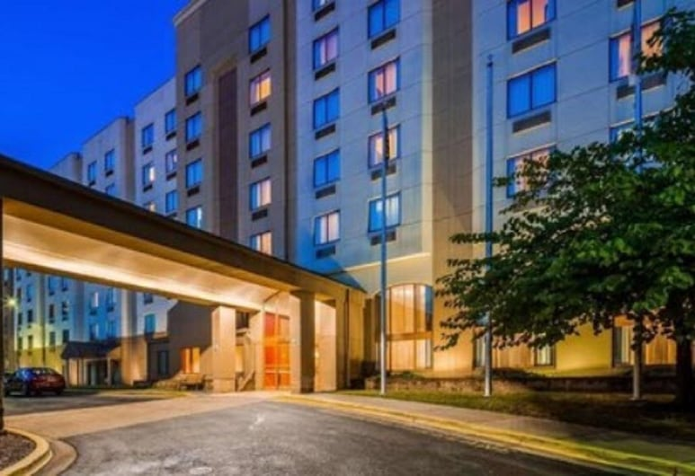 Sleep Inn & Suites BWI Airport, Condado de Baltimore, Exterior