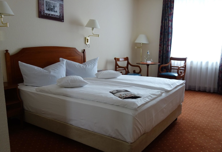 Mercure Hotel Plaza Magdeburg, Magdeburg, Pokój Superior, Pokój