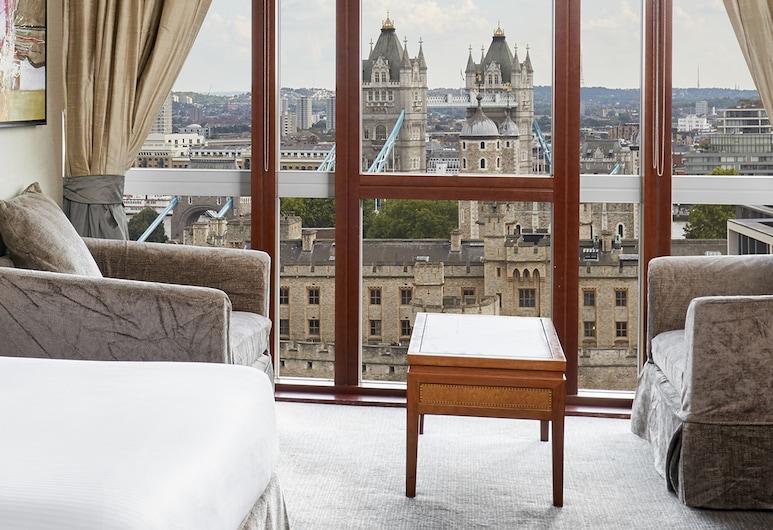 倫敦市 - 塔山萊昂納多皇家酒店, 倫敦, 高級客房 (with 2 Queen Beds), 客房