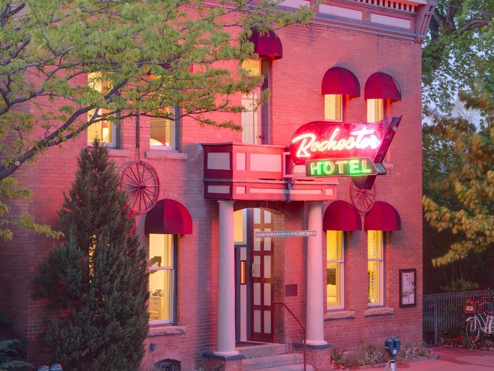 The Leland House & Rochester Hotel, Durango