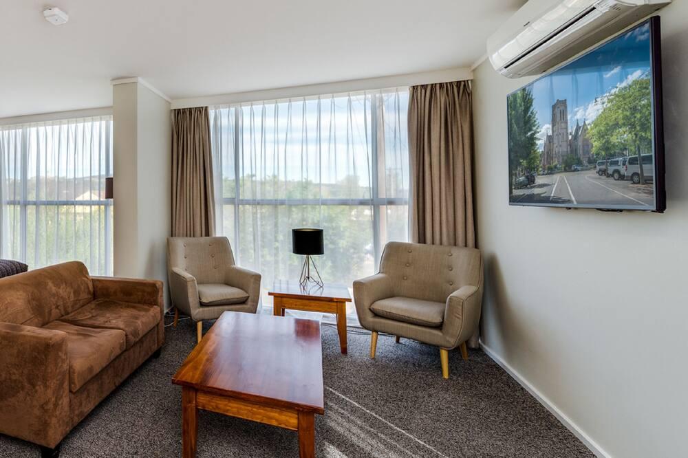 Executive-Zimmer (Spa) - Wohnbereich