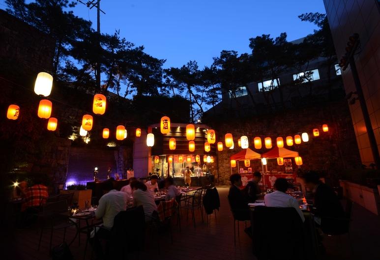 首爾禿山諾富特大使飯店, 首爾, 烤肉/野餐區
