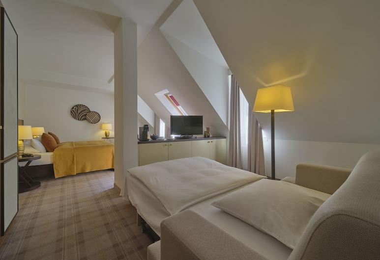 Classik Hotel Hackescher Markt, Berlin, Kamar Premium, Kamar Tamu