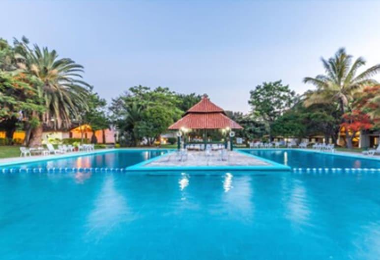 Hotel Mision De Los Angeles, Oaxaca, Piscina