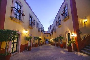 Фото Hotel Mesón de Jobito у місті Закатекас