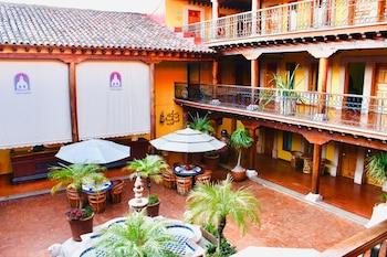 Foto del Hotel La Parroquia en Pátzcuaro