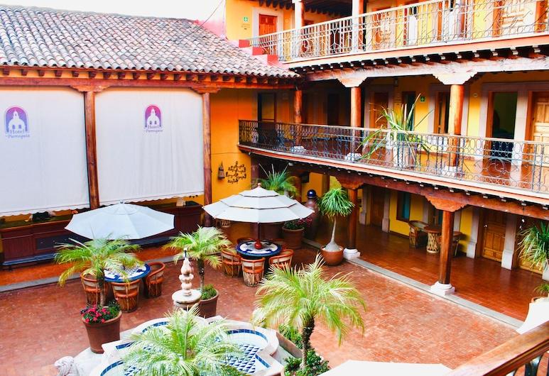 Hotel La Parroquia, Patzcuaro