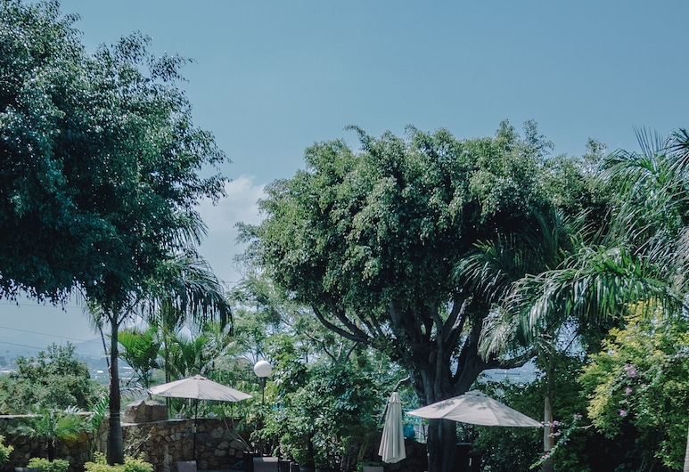 Hotel Fortin Plaza, Oaxaca, Kültéri medence