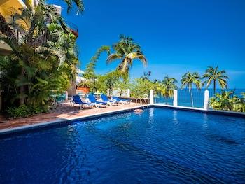 Puerto Vallarta — zdjęcie hotelu Hotel Playa Conchas Chinas