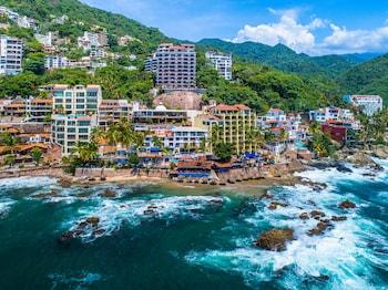 Kuva Hotel Playa Conchas Chinas-hotellista kohteessa Puerto Vallarta (ja lähialueet)
