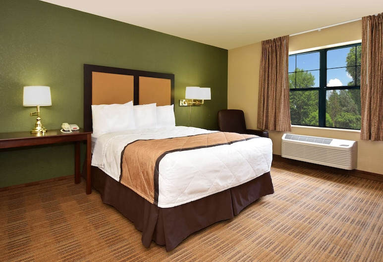 Extended Stay America Columbus - Bradley Park, Columbus, Studio, 1 Queen Bed, Non Smoking, Guest Room
