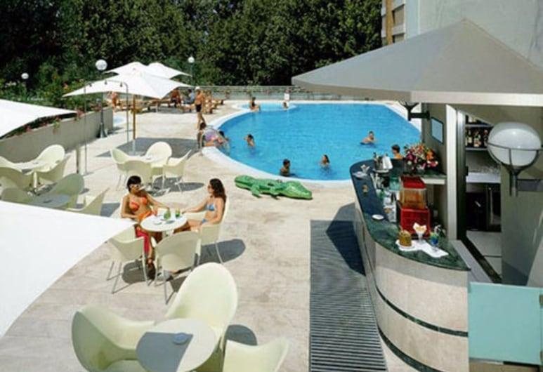 Uappala Hotel Cruiser, Pesaro, Açık Yüzme Havuzu